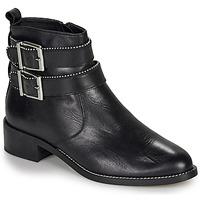 Cipők Női Csizmák André LOTUS Fekete