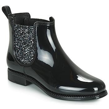 Cipők Női Csizmák André BULLE Fekete