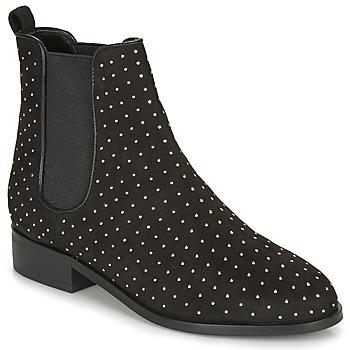 Cipők Női Csizmák André LOULLA Fekete