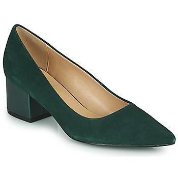 Cipők Női Félcipők André LAMOUR Zöld