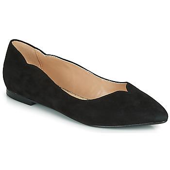 Cipők Női Balerina cipők / babák André LIKELY Fekete