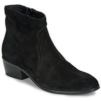 Cipők Női Csizmák André ELEANA Fekete