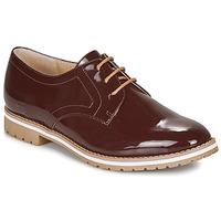 Cipők Női Oxford cipők André CICERON Piros