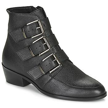 Cipők Női Csizmák André ERNA Fekete