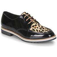 Cipők Női Oxford cipők André CHARLELIE Leopárd