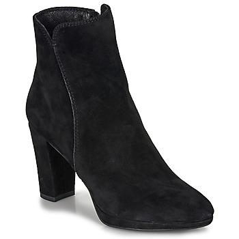 Cipők Női Csizmák André LEGENDAIRE Fekete