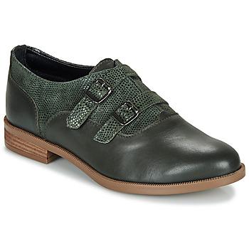 Cipők Női Oxford cipők André ESMA Zöld