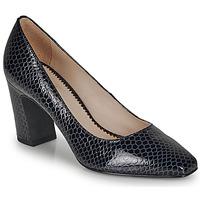 Cipők Női Félcipők André L'INTUITIVE Tengerész