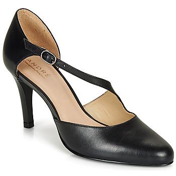Cipők Női Félcipők André LUNA Fekete
