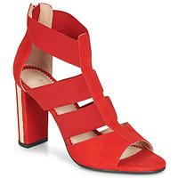 Cipők Női Szandálok / Saruk André LA DETERMINEE Piros