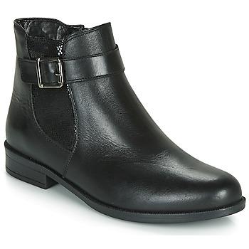 Cipők Női Csizmák André ESMERALDA Fekete