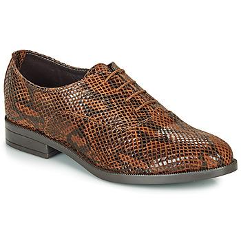 Cipők Női Oxford cipők André MOBI Barna