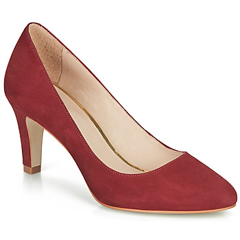 Cipők Női Félcipők André LINAS Piros