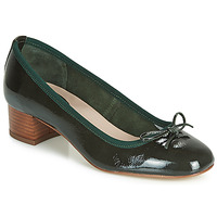 Cipők Női Balerina cipők / babák André POEME Zöld