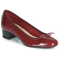 Cipők Női Balerina cipők / babák André POEME Piros