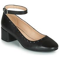 Cipők Női Félcipők André LAUREATE Fekete