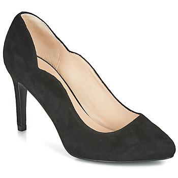 Cipők Női Félcipők André LATINA Fekete