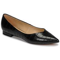 Cipők Női Balerina cipők / babák André LISERON Fekete