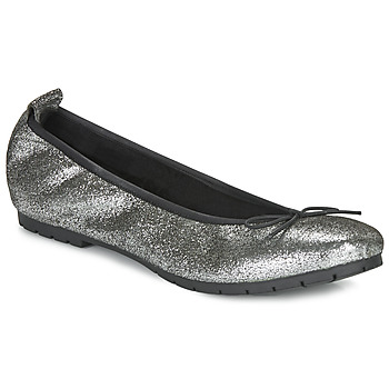 Cipők Női Balerina cipők  André NANA Ezüst