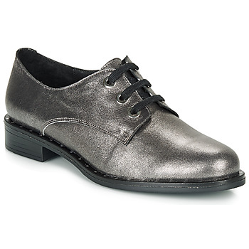 Cipők Női Oxford cipők André NEWCASTLE Ezüst