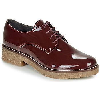 Cipők Női Oxford cipők André NANEL Bordó