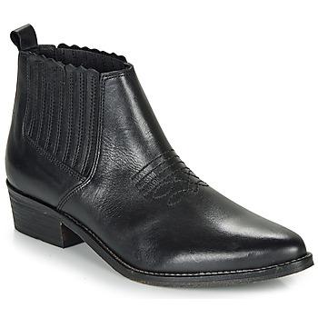 Cipők Női Csizmák André MANA Fekete