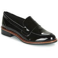 Cipők Női Mokkaszínek André LIBERO Fekete