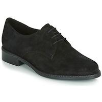 Cipők Női Oxford cipők André LUCKY Fekete