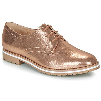Cipők Női Oxford cipők André CICERON Arany