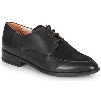 Cipők Női Oxford cipők André NAQQARA Fekete