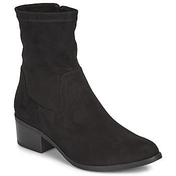 Cipők Női Bokacsizmák André NITOUCHE Fekete