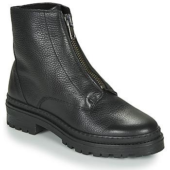 Cipők Női Csizmák André NAIS Fekete