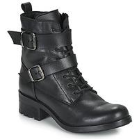 Cipők Női Csizmák André NIMA Fekete