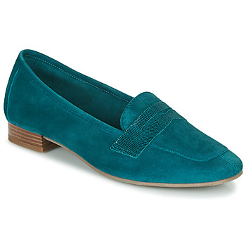 Cipők Női Mokkaszínek André NAMOURS Kék