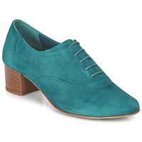 Cipők Női Oxford cipők André CASSIDY Kék