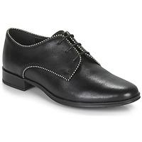 Cipők Női Oxford cipők André NATHALIE Fekete