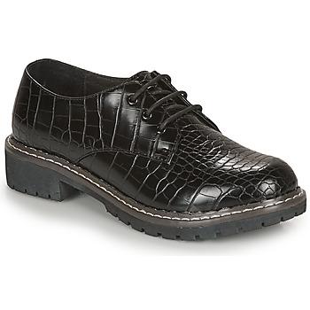 Cipők Női Oxford cipők André NEBULEUSE Fekete  / Motif
