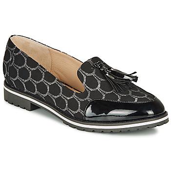 Cipők Női Mokkaszínek André EMOTION Ezüst
