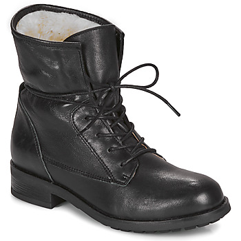 Cipők Női Bokacsizmák André NETTY Fekete