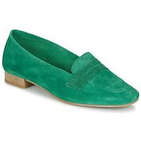 Cipők Női Mokkaszínek André NAMOURS Zöld