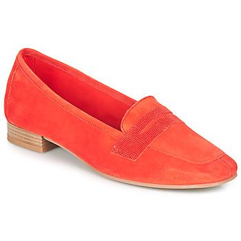 Cipők Női Mokkaszínek André NAMOURS Korall