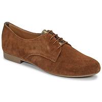 Cipők Női Oxford cipők André CAMARADE Okker-cserszínű