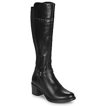 Cipők Női Oxford cipők André MANOU Fekete