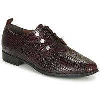 Cipők Női Oxford cipők André NIL Bordó