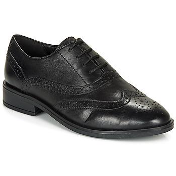 Cipők Női Oxford cipők André ELOISE Fekete