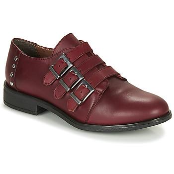 Cipők Női Oxford cipők & Bokacipők André NOUMA Bordó