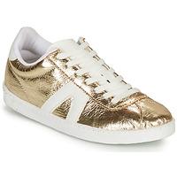 Cipők Női Rövid szárú edzőcipők André SPRINTER Arany