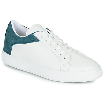 Cipők Női Rövid szárú edzőcipők André BAILA Zöld