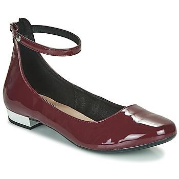 Cipők Női Félcipők André LEOSA Bordó