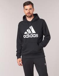 Ruhák Férfi Pulóverek adidas Performance MH BOS PO FT Fekete